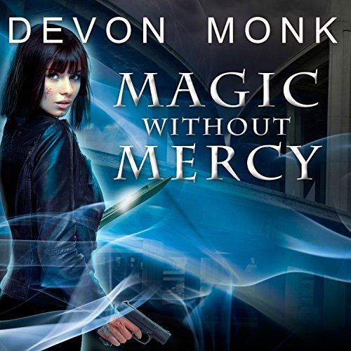 Magic Without Mercy audiobook cover art