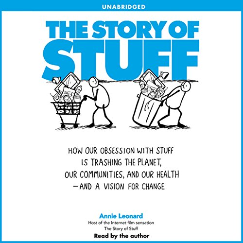 The Story of Stuff cover art