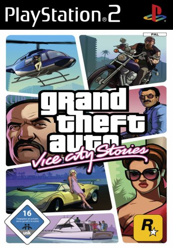 Grand Theft Auto: Vice City Stories [Software Pyramide]