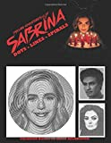 Chilling Adventures of Sabrina Dots Lines Spirals: The BEST Coloring Book for Any Fan of Sabrina!