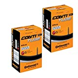 Continental 2 x MTB 29 Mountain Bike Camera d' Aria con valvola Presta da 1.75 a 2.5