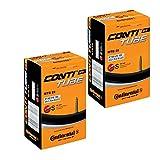 Continental MTB 29 Cámara de Aire, Negro [47-622->62-622], pack de 2 unidades