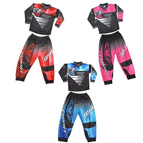 Wulfsport 2020 Forte - Traje de moto para niños de 0 a 2 años