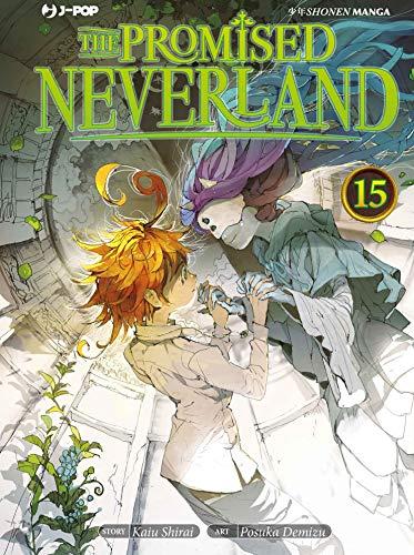 The promised Neverland (Vol. 15), Versione Italiana