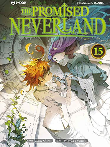 The promised Neverland (Vol. 15), Versione Italiana