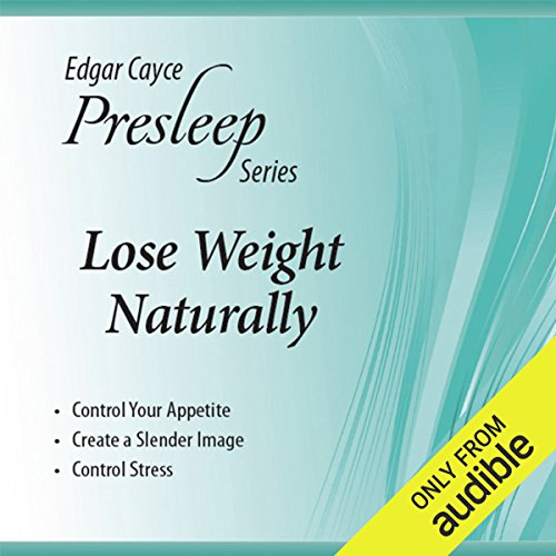 Lose Weight Naturally audiobook cover art