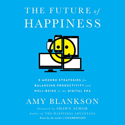 The Future of Happiness audiobook cover art