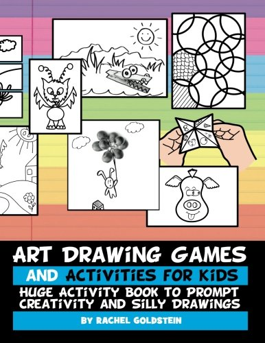 Compare Textbook Prices for Art Drawing Games and Activities for Kids: Huge Activity Book to Prompt Creativity and Silly Drawings Drawing for Kids Volume 5 Act Csm Edition ISBN 9781534662827 by Goldstein, Rachel A