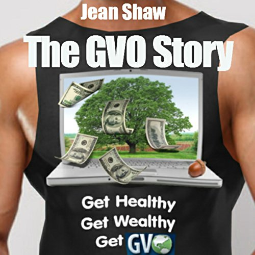 The GVO Story audiobook cover art