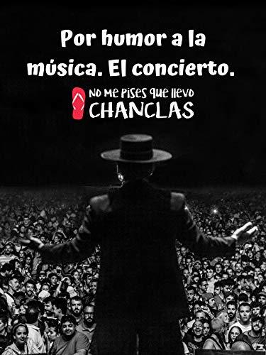 Por humor a la música: El concierto