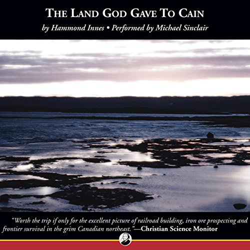 The Land God Gave to Cain audiobook cover art