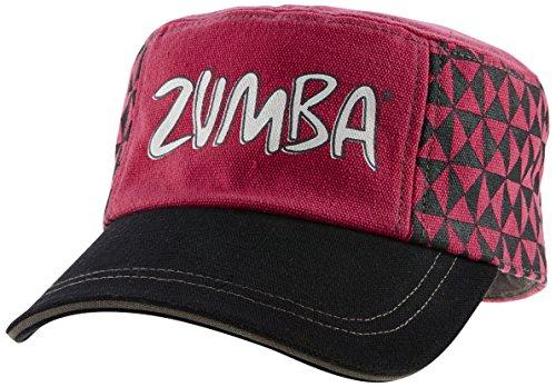Zumba Fitness Damen AC Headwear Mirror Me, Back to The Fuchsia, One Size
