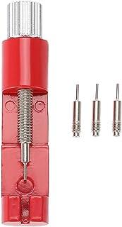 Montre Band Lien Pin Remover Outil, bracelet en métal pins retrait appareil, bracelet de montre Lien Pin Ajusteur Remover ...