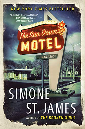 The Sun Down Motel by Simone St. James ebook deal