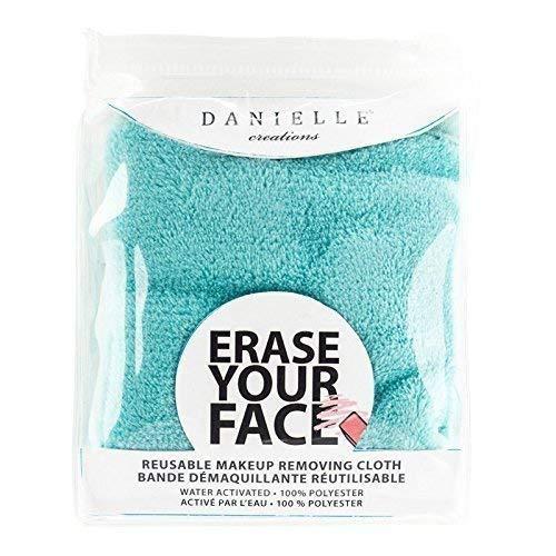 Réutilisable Maquillage Enlève Tissu - Efface Your Face - Bleu