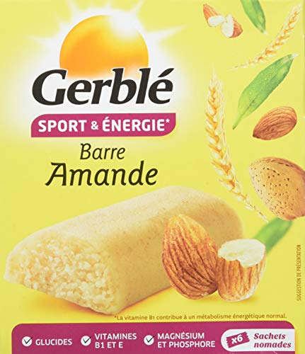 Gerblé Sport et Énergie, Barres énergétiques...