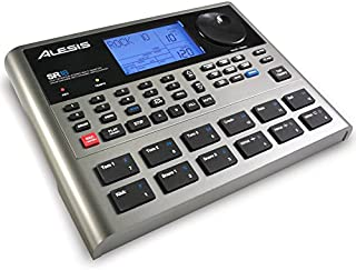Alesis SR-18 | Studio-Grade Standalone Drum Machine With On-Board Sound Li-brary, Performance Driven I/O and In-Built Effects / Processors