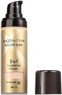 ماكس فاكتور كريم أساس 2 في 1 لمعالجة آثار تقدم السن 30 بورسيلين
