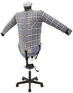 EOLO RepaSSecheur Repasse Sèche automatiquement Chemises, Chemisiers. Rafraîchir vêtements avec air Froid Repassage Vertic...