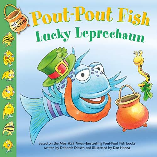 Pout-Pout Fish: Lucky Leprechaun (A Pout-Pout Fish Paperback Adventure) (Pa...