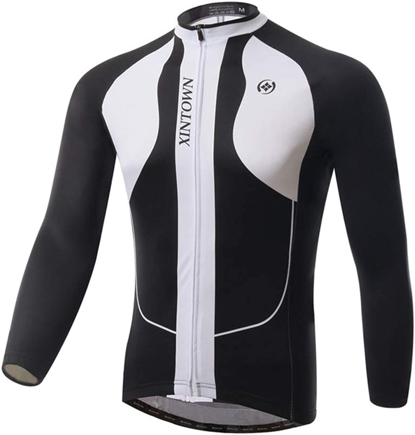 Cycling LongSleeved Shirt, Bicycle Wear Spring and Autumn Moisture Wicking QuickDrying Clothes