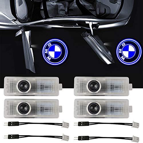 BMW 3D Logo Ghost Lights