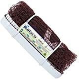 In-Box Contents: 1 Badminton Net Four side tape: Best for gaming and practice Premium quality raw material Designed for school gyms, outdoor sports, coaching, gaming arcades