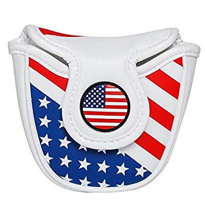 HIFROM(TM) Golf Putter Head Covers Headcover For All Brands Blade