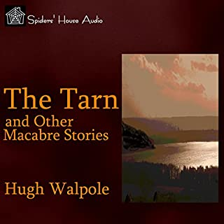 The Tarn and Other Macabre Stories audiobook cover art