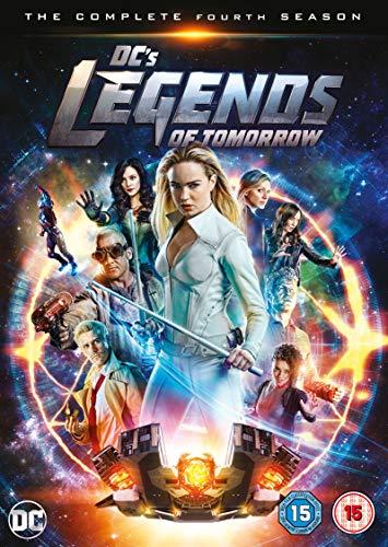 DC's Legends of Tomorrow: Season 4 [DVD] [2018] [2019]