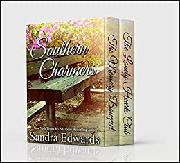Southern Charmers 2~Pack (Includes The Memory Bouquet & The Lonely Hearts Club) by [Sandra Edwards]