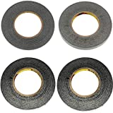 Lot de 4 rouleaux de ruban adhésif double face 3M, pour réparations écrans tactiles LCD de...