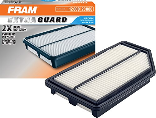 FRAM Extra Guard Air Filter, CA11042 for Select Honda Vehicles