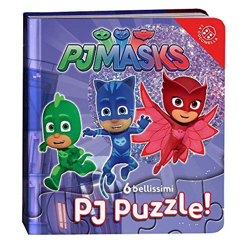 Puzzle   Pj Mask Puzzle 2 X 24 Pz, Puzzle Para Niños