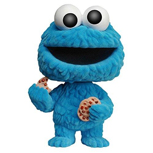 Funko Pop! 2015 NYCC Exclusive Cookie Monster (Flocked)