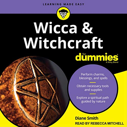 Wicca and Witchcraft for Dummies Titelbild