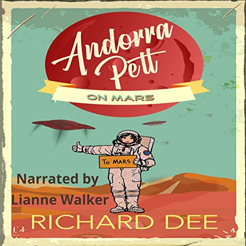 Andorra Pett on Mars cover art