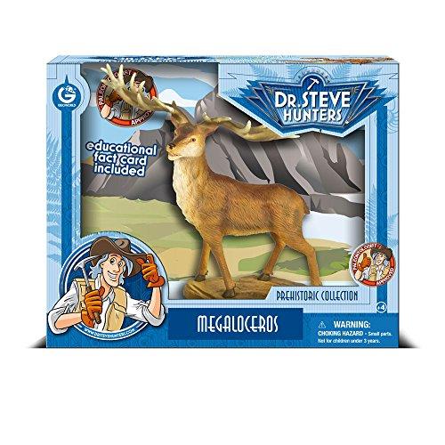 Dr. Steve Hunters cl1629 K – Prehistoric Collection Megaloceros