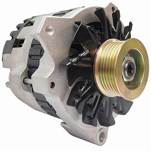 New High Output 200 AMP Alternator For Chevrolet Chevy Trucks Vans Blazer C1500 C2500 C3500 G10 G20 G30 5.7L 7.4L V8 1993-1996 10463393, 10480097, 10463566