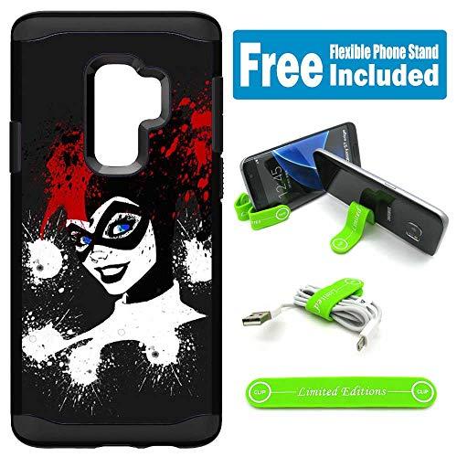 51qu2W+8nkL Harley Quinn Phone Case Galaxy s9 plus