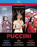 Puccini: La Bohème, Tosca & Turandot (Royal Opera House) [3 Blu-rays] [Blu-ray]