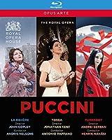 Puccini Opera Collection [Blu-ray]