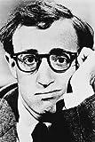 Woody Allen 1960er Goofy Portrait Poster 60 x 91 cm