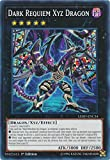 Yu-Gi-Oh! - Dark Requiem Xyz Dragon - LEHD-ENC34 - Common - 1st Edition - Legendary Hero Decks - Phantom Knights Deck