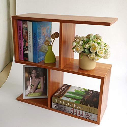 SAC d'épaule Desktop opbergrek, balie boekenkast, mini boekenplank, geschikt voor thuis keuken kantoor slaapkamer