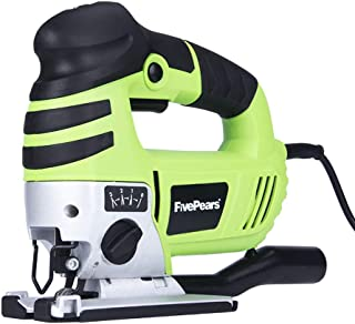 FivePears 750W 220V Jig Saw,Multifunctional Household Cutting Machine,Electric Curve Saw Woodworking Tools …