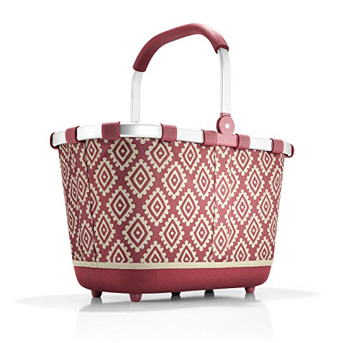 Reisenthel carrybag 2 Sporttasche, 48 cm, 23 L, Diamonds Rouge