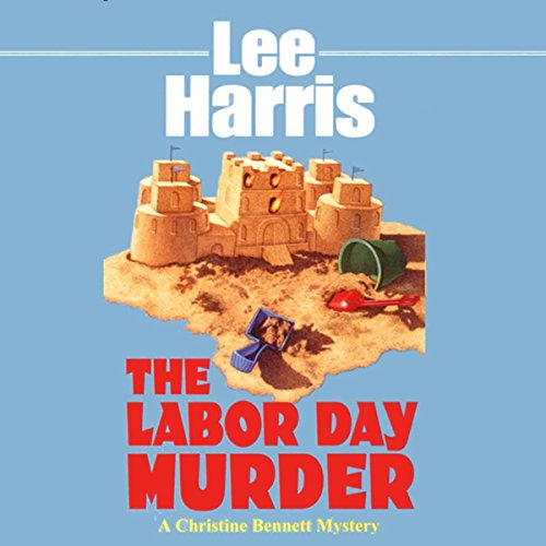 The Labor Day Murder audiobook cover art