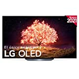 "LG OLED OLED65B1-ALEXA 2021-Smart TV 4K UHD 164 cm (65"") con Inteligencia Artificial, Procesador Inteligente α7 Gen4, Deep Learning, 100% HDR, Dolby ATMOS, HDMI 2.1, USB 2.0, Bluetooth 5.0, WiFi"