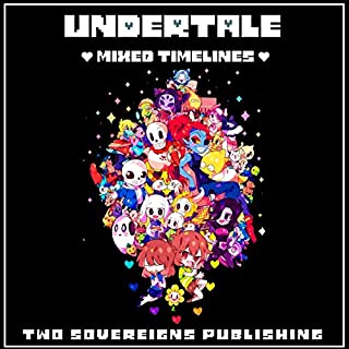 Undertale: Mixed Timelines cover art